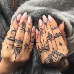 1001 ideas de tatuajes de henna temporal para