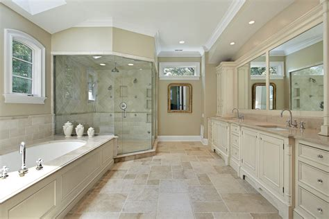Large Shower by 127 Luxury Bathroom Designs Part 2