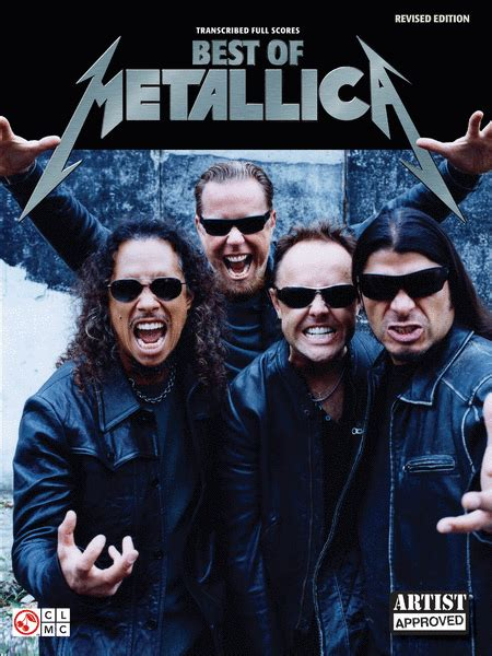 the best of metallica best of metallica transcribed scores sheet by