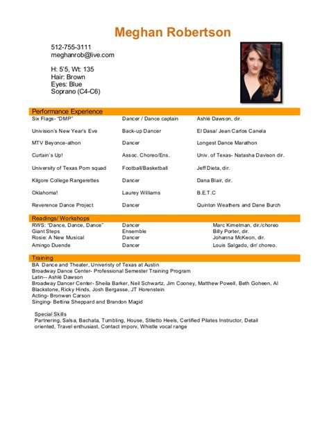 performance resume template performance resume resume ideas
