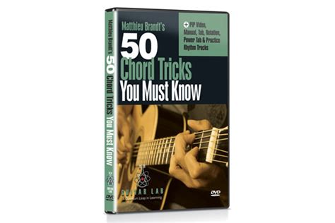 guitar lab  chord tricks    dvd hr