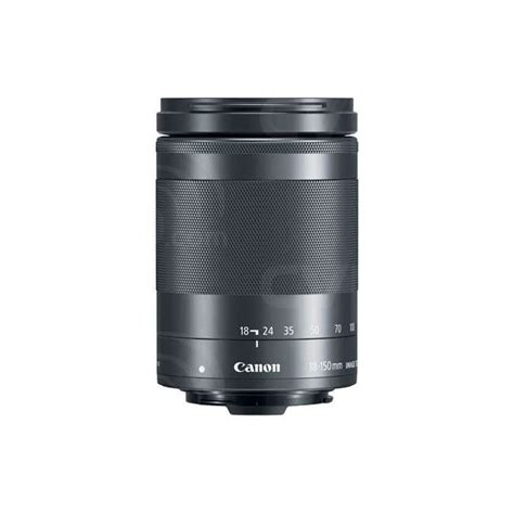 Canon Ef M 18 150mm F 3 5 6 3 Is Stm buy canon ef m 18 150mm f 3 5 6 3 is stm lens with 8 3x optical zoom black p n 1375c005aa