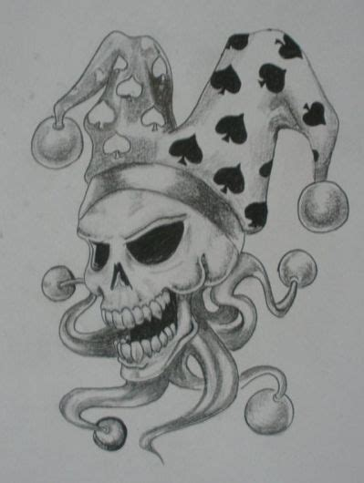 jester tattoo pinterest skull jester tattoo no2 by kaydeeire on deviantart junes