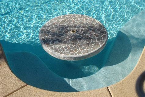 table for inside swimming pool az pool builders in water pool tables pool