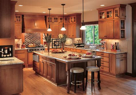 different kitchen cabinets canyon creek cornerstone valley forge in beech in two