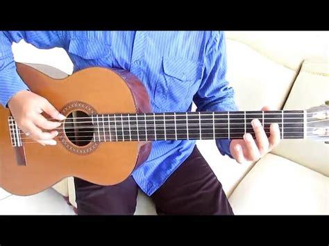 tutorial gitar sunset di tanah anarki belajar kunci gitar sunset di tanah anarki sid superman is