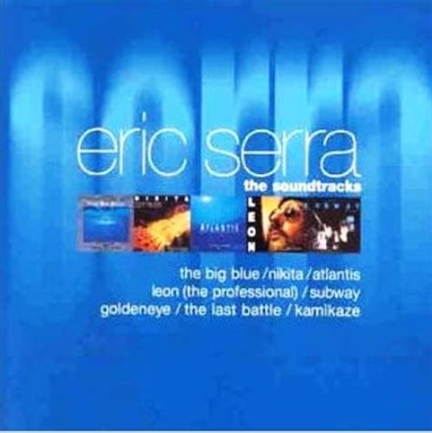 eric serra hey little angel eric serra the soundtracks uk cd album cdlp 388050