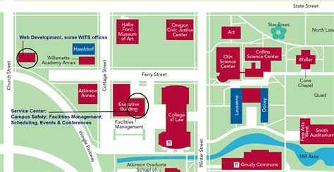Willamette Mba Schedule by A New Service Center Will Enhance Customer Service