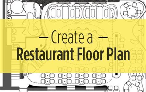 How To Make A Floor Plan On Word average square footage of a how to create a restaurant floor plan layout guidelines