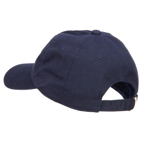 Lettering Embroidered Cap embroidered cap navy mexico letters embroidered cap