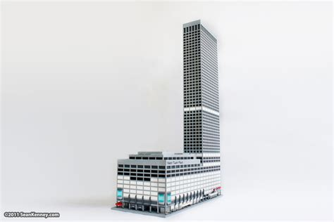 How To Make Home Decor Signs sean kenney art with lego bricks water tower place
