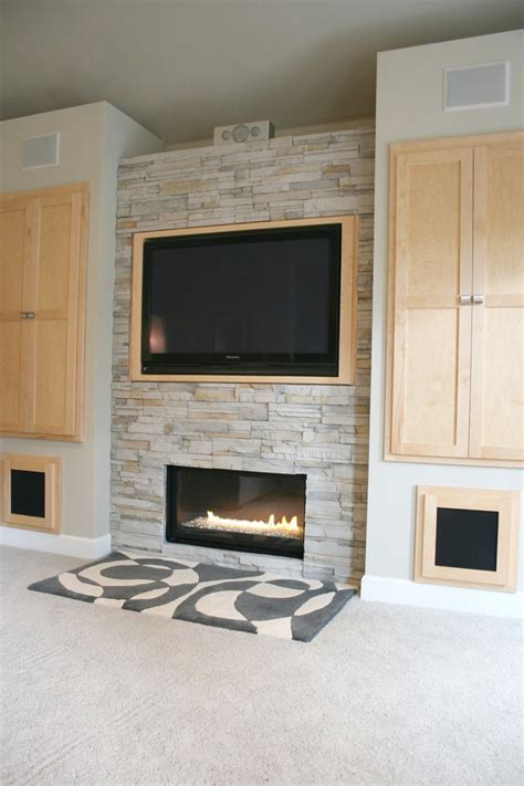 fireplace center speaker family room contemporary with fireplace built ins family room craftsman with ceiling