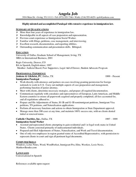 stunning ideas sample paralegal resume 7 how to write a including