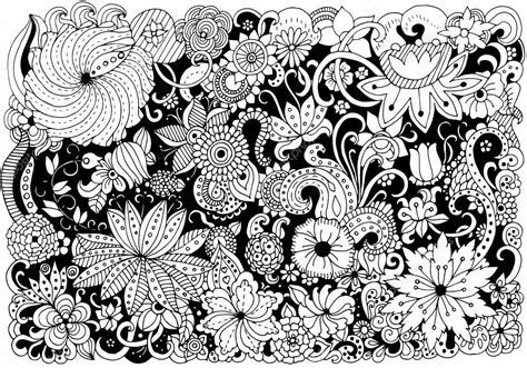 adults coloring book with black background 2 49 of the most beautiful grayscale flowers for a relaxed and joyful coloring time books with ink background with doodles flowers