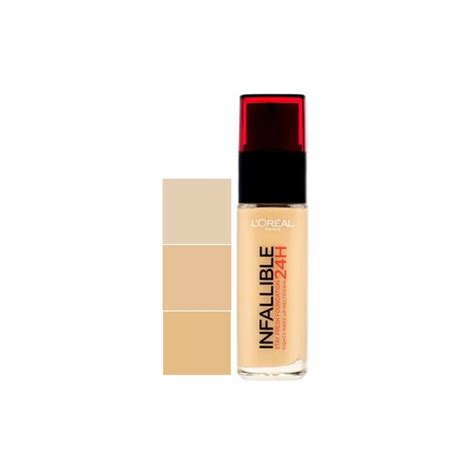 L Oreal Infallible l oreal infallible stay fresh foundation 24h spf18 30ml