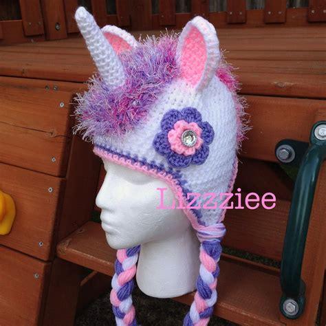 pattern for unicorn hat unicorn hat crochet pattern pdf instructions for beanie