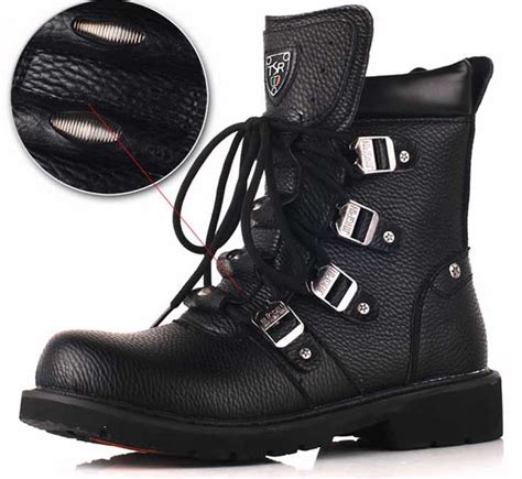 mens fashion combat boots fashion combat boots yu boots