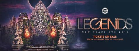 legend of new year legends new years 2015 magna ut tickets