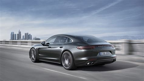 2017 porsche panamera turbo 2017 porsche panamera turbo wallpapers hd images