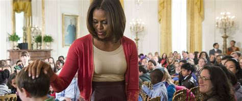 michelle obama children kids set to take over the white house for a day sort of