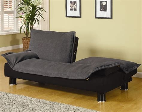 comfortable futon sofa bed comfortable futon sofa bed with mattress and gray pillow