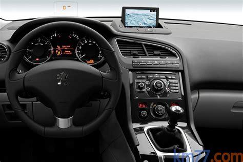 peugeot 5008 interior peugeot 5008 7 seater image 93