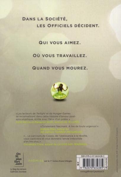promise le film ally condie livre promise t 1 ally condie