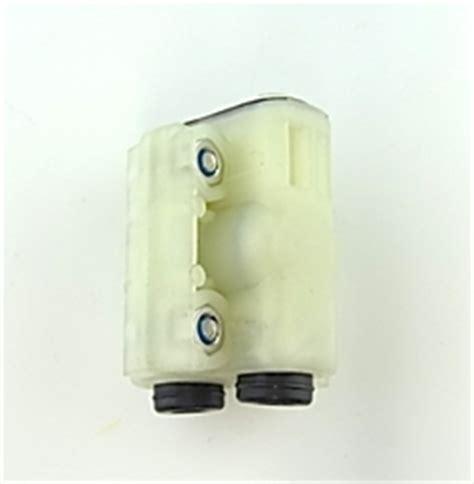 3 Handle Shower Faucets Import Glacier Bay Pegasus 19910 Pbx