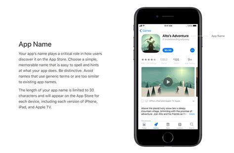 App Ios Ios 11 App Store Brings Changes To Names App Previews