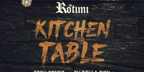 premiere rotimi links  trey songz  ty dolla sign  kitchen table remix complex
