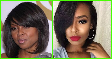 Hairstyle For Black 60 by 60 Bob Haircuts For Black