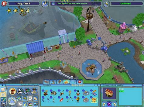 my secret juego how to make the zoo in zoo tycoon 2 7 steps