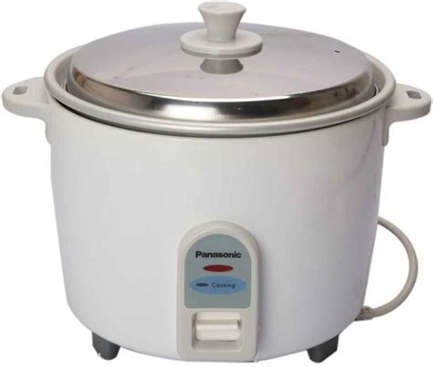 Rice Cooker 1l panasonic sr wa 10 electric rice cooker price in india