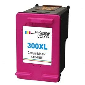 Tinta Printer Hp F2400 hp300xl color compatible discartoner
