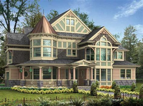 victorian style house plan 5 beds 6 00 baths 4826 sq ft victorian style house plan 4 beds 3 5 baths 3965 sq ft