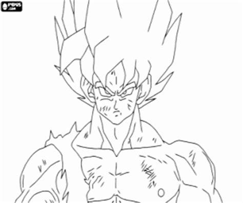 imagenes de goku haciendo el kamehameha para dibujar disegni di dragon ball dragonball da colorare e stare