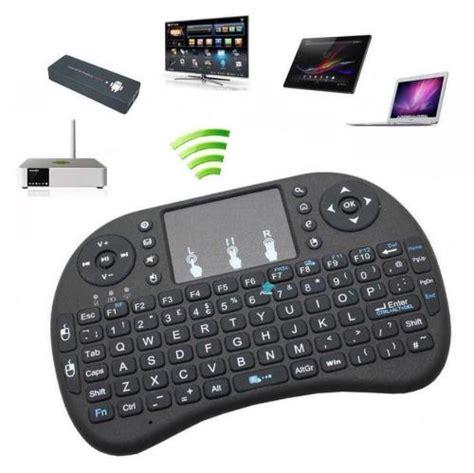 Mini Keybord Wifi Touchpad Android Tv Box Pc Ps3 Xbox3 wireless mini keyboard handheld touchpad keyboard mouse