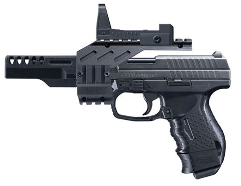 Airsoft Gun Walther Cp99 Walther Cp99 Compact Recon Black Co2 Air Pistol Airgun Depot