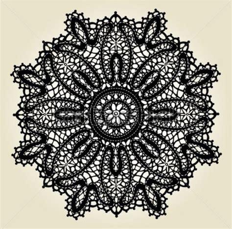 Lace motif doily patterns lace doilies tattoo design lace tattoo