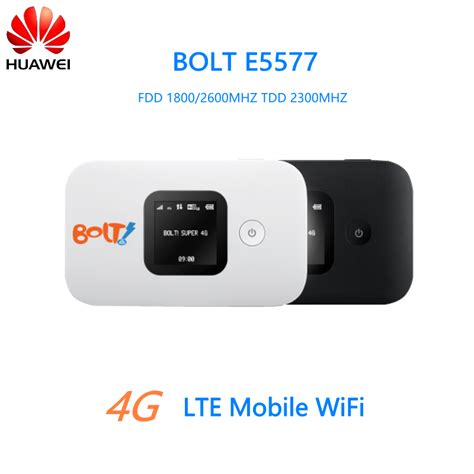 Bolt Mobile Wifi Huawei wodess