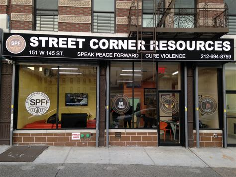 which corner does a st go on street corner resources gets new headquarters new york
