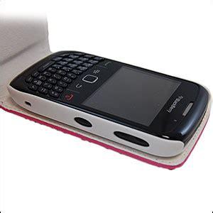 blackberry curve 8520/9300 diamante flip case pink