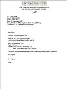 Cover Letter For Faxes all templates fax cover letter template