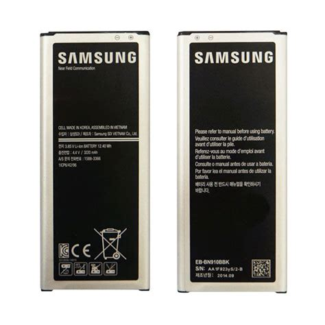 Baterai Hp Samsung Note 4 jual samsung original baterai for galaxy note 4 packing