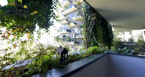 Bosco Verticale Chi Ci Abita by The Vertical Forest In Milan Will Be Rebuilt In