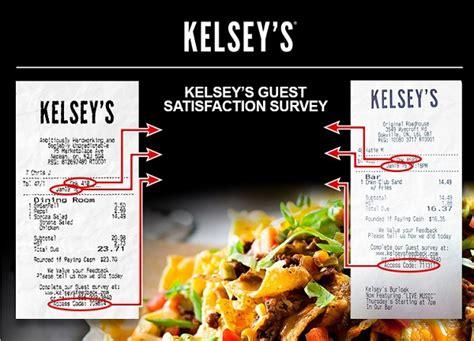 Kelseys Gift Card - win 500 cara gift card in kelsey s feedback survey sweepstakesbible
