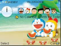 themes doraemon e63 doraemon love dorami mobile themes for nokia e5 00