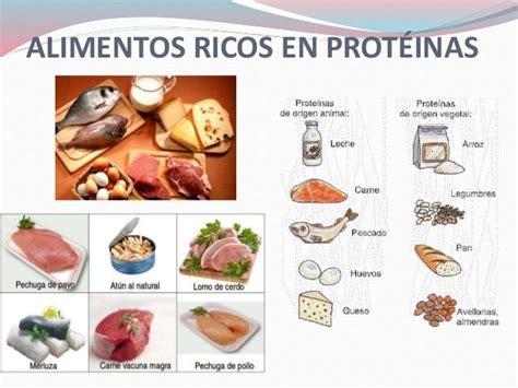 alimentos contienen proteinas buscar  google ejercicios pinterest searching