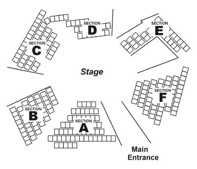 arena stage diagram unique stage theatre in the minneapolis mn