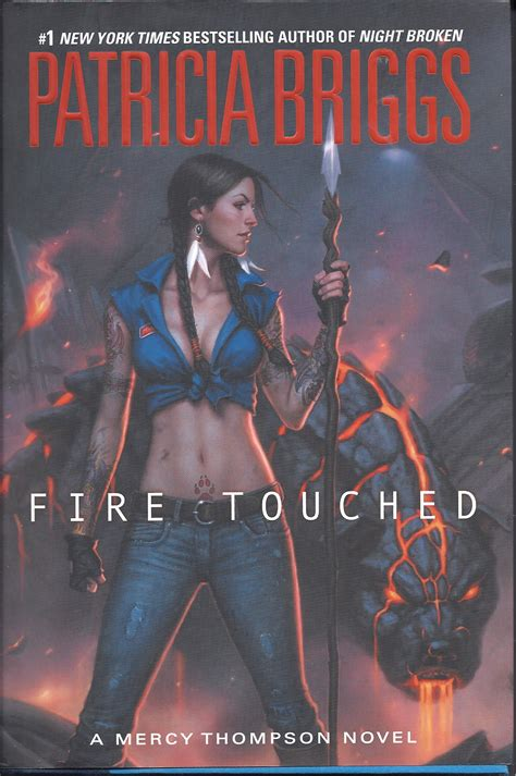 touched a mercy thompson novel a mercy thompson novel touched no 9 by
